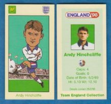 England Andy Hinchcliffe Everton (BP)